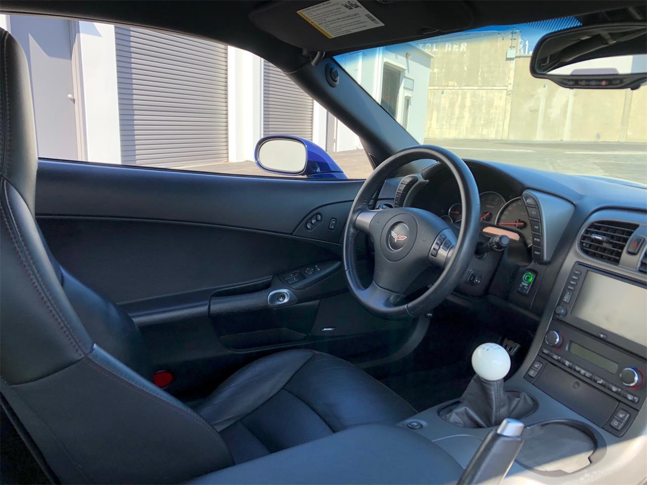 2007 Chevrolet Corvette Z06 (CC-1330203) for sale in orange, California