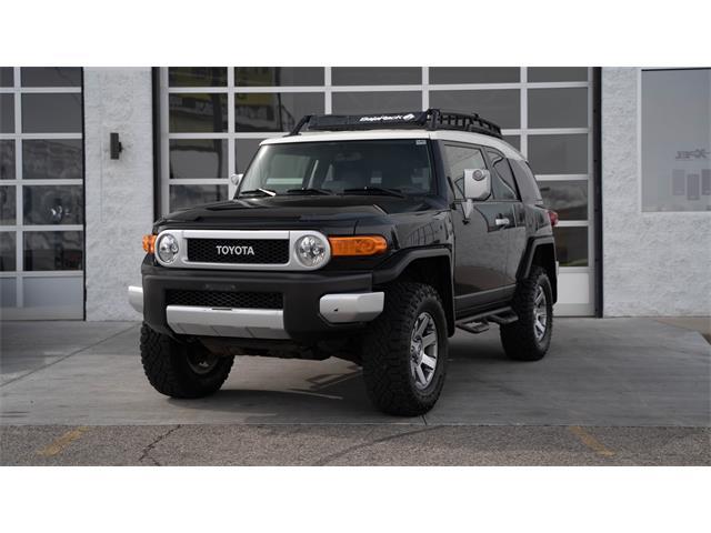 2014 Toyota FJ Cruiser (CC-1330205) for sale in Salt Lake City, Utah