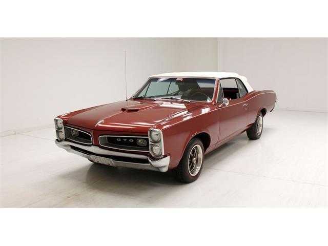 1966 Pontiac Tempest (CC-1332101) for sale in Morgantown, Pennsylvania