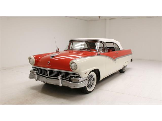 1956 Ford Fairlane (CC-1332108) for sale in Morgantown, Pennsylvania