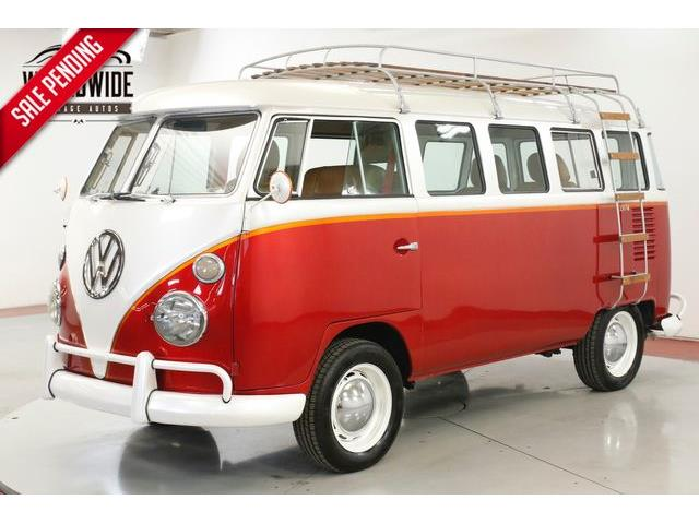 1974 Volkswagen Bus