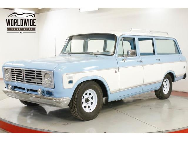 1973 International Travelall (CC-1330214) for sale in Denver , Colorado