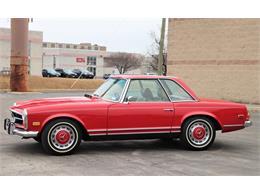 1970 Mercedes-Benz 280SL (CC-1332143) for sale in Alsip, Illinois