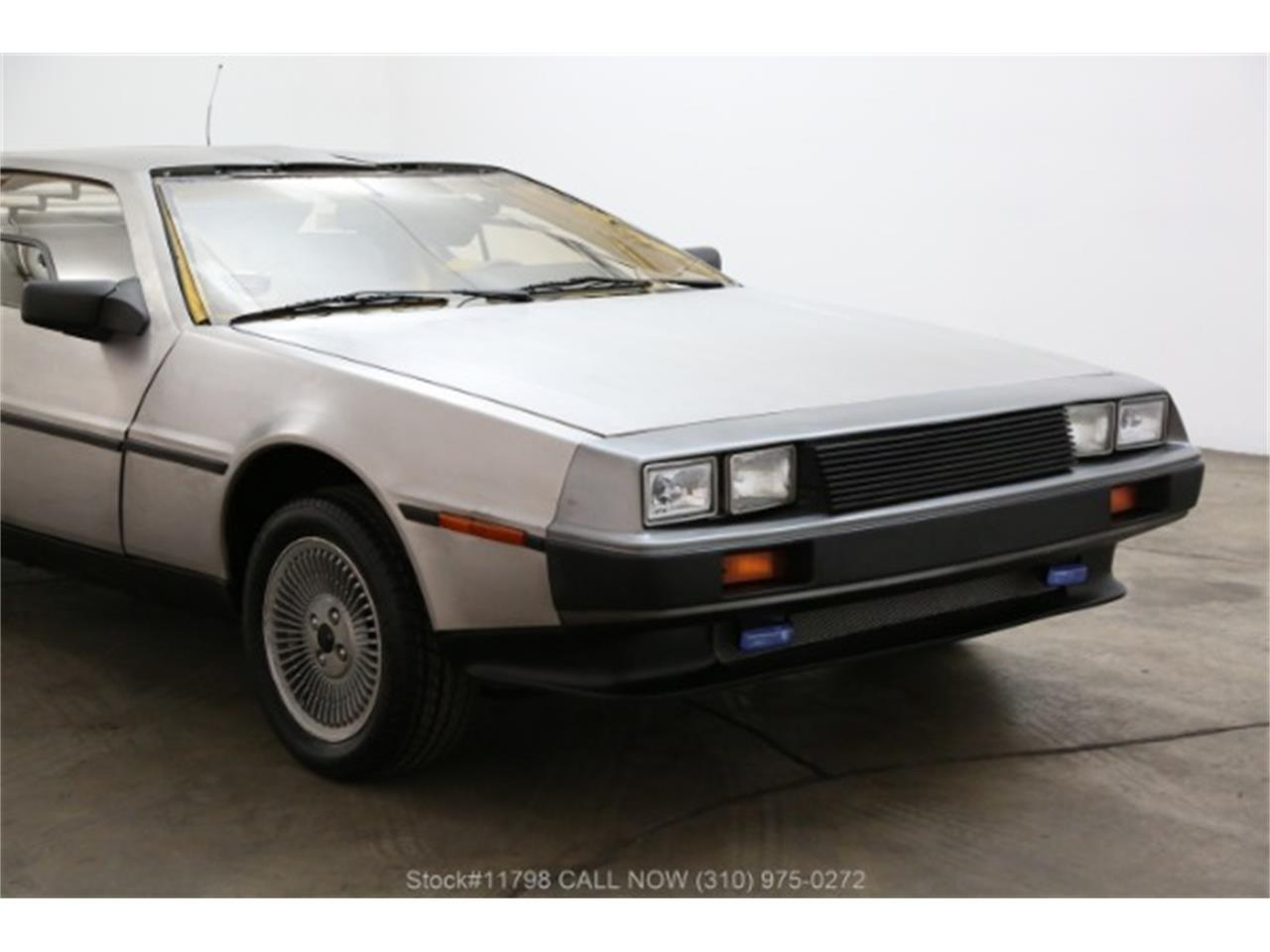 1981 DeLorean DMC-12 (CC-1332145) for sale in Beverly Hills, California