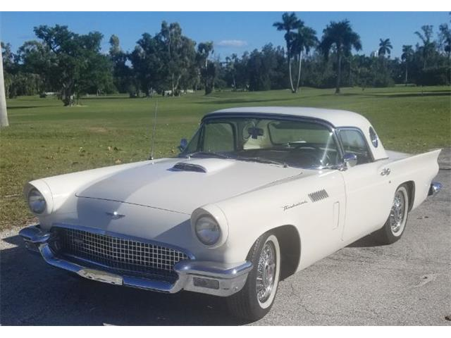 1957 Ford Thunderbird (CC-1330022) for sale in Cadillac, Michigan