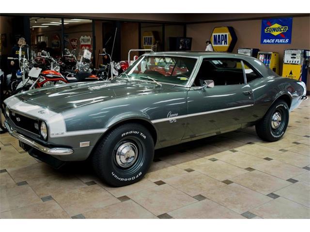 1968 Chevrolet Camaro (CC-1332222) for sale in Venice, Florida