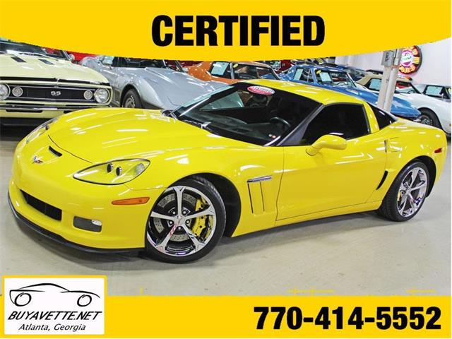 2013 Chevrolet Corvette (CC-1332226) for sale in Atlanta, Georgia