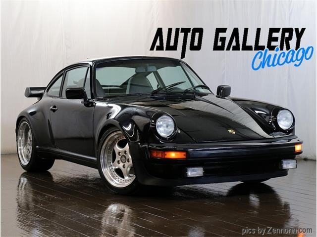 1983 Porsche 911 (CC-1332237) for sale in Addison, Illinois