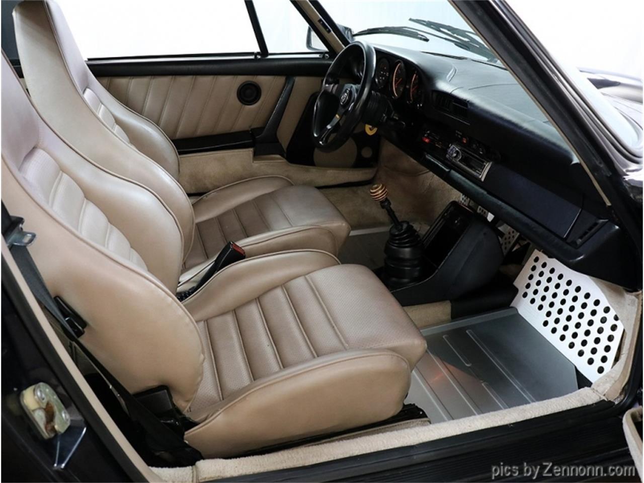 1983 Porsche 911 (CC-1332237) for sale in Addison, Illinois