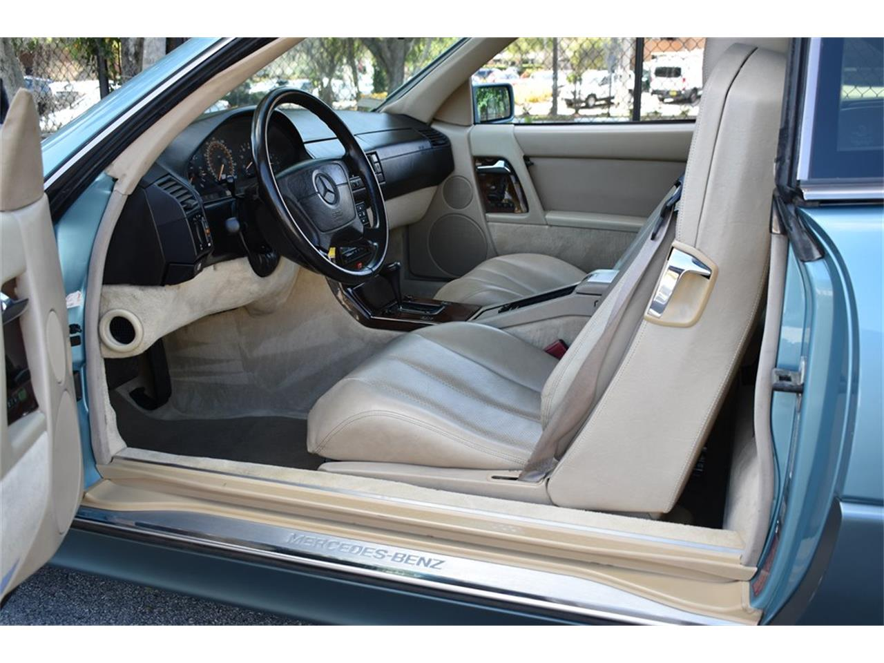 1992 Mercedes-Benz S-Class (CC-1332243) for sale in Lakeland, Florida