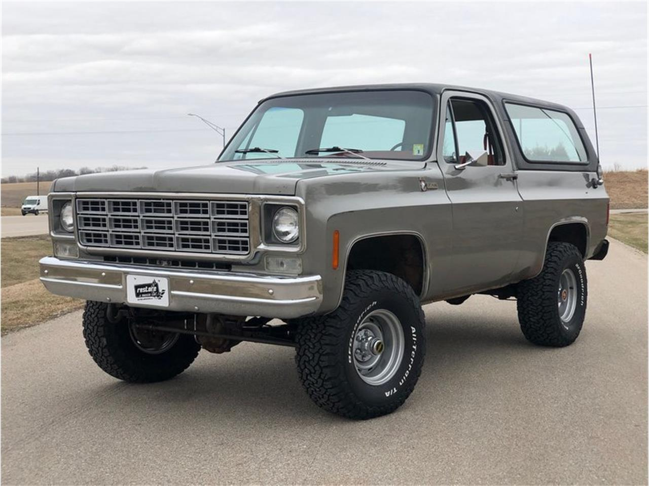 1977 Chevrolet Blazer (CC-1332244) for sale in Lincoln, Nebraska