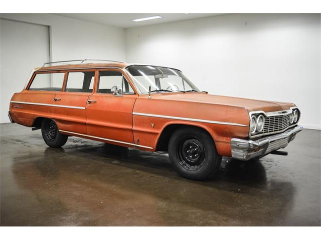 1964 Chevrolet Bel Air (CC-1332247) for sale in Sherman, Texas