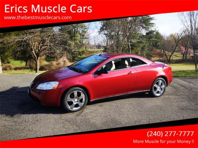 2009 Pontiac G6 (CC-1332258) for sale in Clarksburg, Maryland