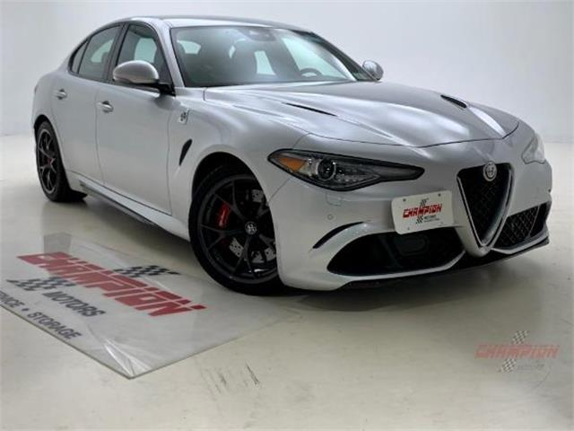 2017 Alfa Romeo Giulia Quadrifoglio (CC-1332273) for sale in Syosset, New York