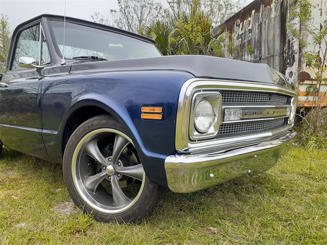 1969 Chevrolet C10 (CC-1332296) for sale in jacksonville, Florida