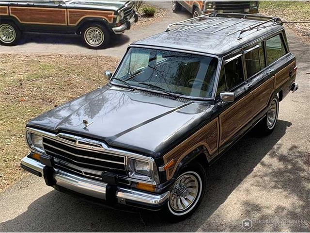 1987 Jeep Grand Wagoneer (CC-1332314) for sale in Bemus Point, New York