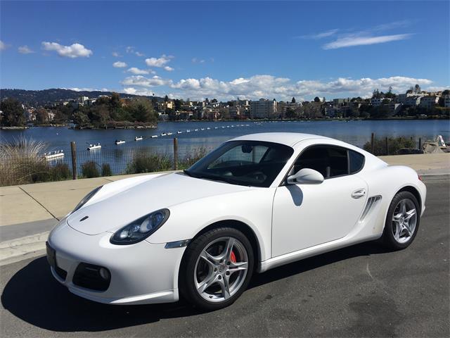 2010 Porsche Cayman (CC-1332336) for sale in Oakland, California