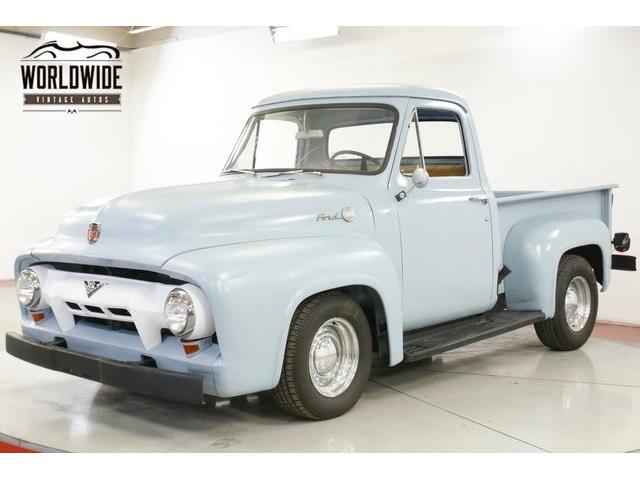 1954 Ford F100 (CC-1330234) for sale in Denver , Colorado