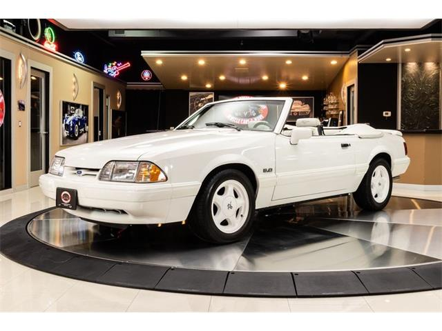 1993 Ford Mustang (CC-1332345) for sale in Plymouth, Michigan