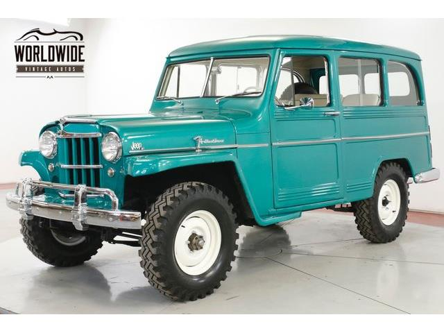 1959 Willys Wagoneer (CC-1332352) for sale in Denver , Colorado