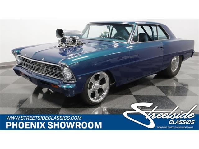1967 Chevrolet Nova (CC-1332358) for sale in Mesa, Arizona