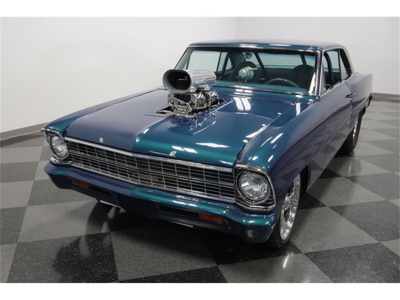 1967 Chevrolet Nova (CC-1332358) for sale in Mesa, Arizona