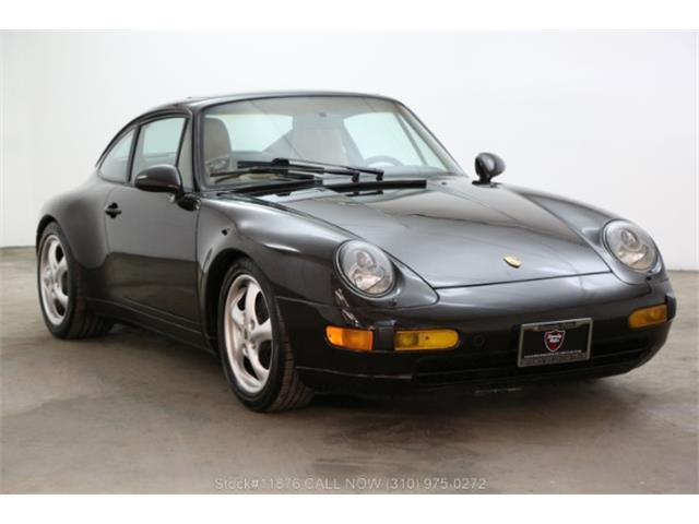 1995 Porsche 993 (CC-1332391) for sale in Beverly Hills, California