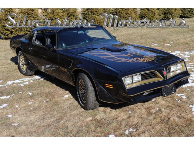 1977 Pontiac Firebird Trans Am (CC-1330241) for sale in North Andover, Massachusetts