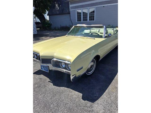 1967 Oldsmobile Regency 98 (CC-1332410) for sale in West Pittston, Pennsylvania