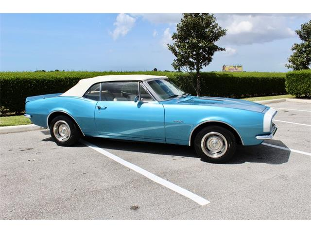 1967 Chevrolet Camaro (CC-1332438) for sale in Sarasota, Florida