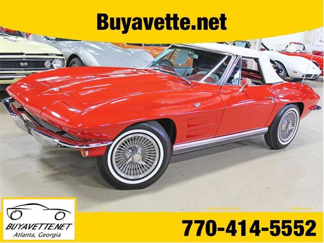 1964 Chevrolet Corvette (CC-1332447) for sale in Atlanta, Georgia