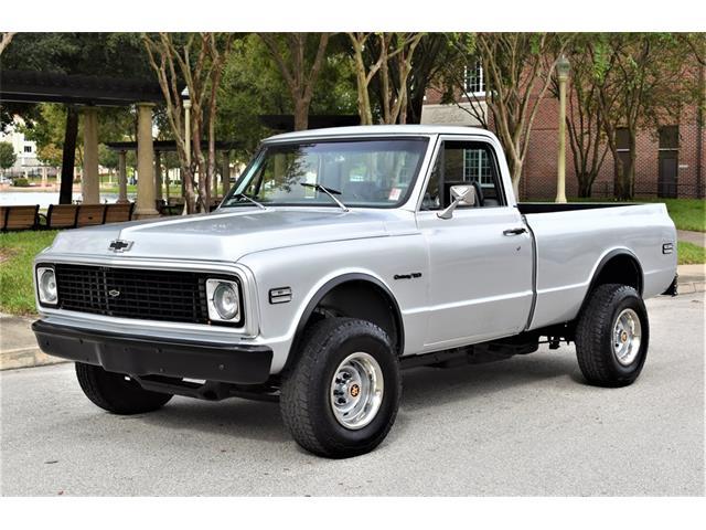 1972 Chevrolet C10 (CC-1332449) for sale in Lakeland, Florida