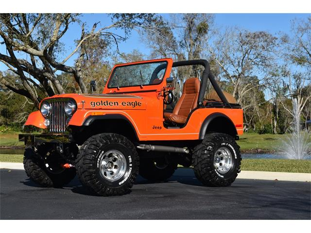1979 Jeep CJ5 (CC-1332450) for sale in Lakeland, Florida