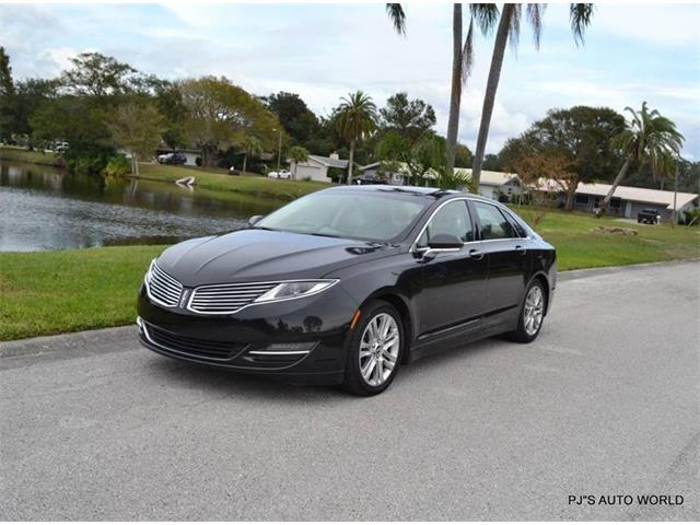 2014 Lincoln MKZ (CC-1332458) for sale in Clearwater, Florida