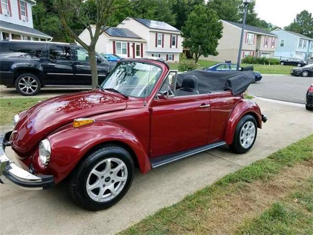 1975 Volkswagen Super Beetle (CC-1330246) for sale in West Pittston, Pennsylvania