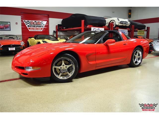 2003 Chevrolet Corvette (CC-1332466) for sale in Glen Ellyn, Illinois