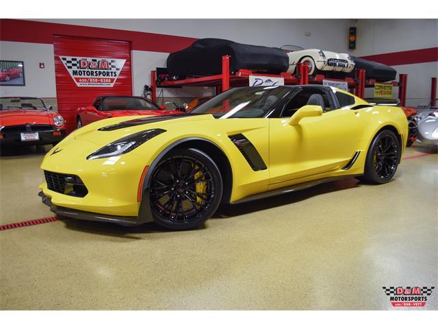 2017 Chevrolet Corvette (CC-1332469) for sale in Glen Ellyn, Illinois