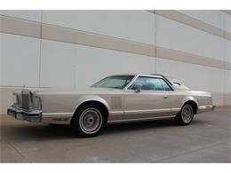 1979 Lincoln Continental Mark V (CC-1332476) for sale in Houston, Texas