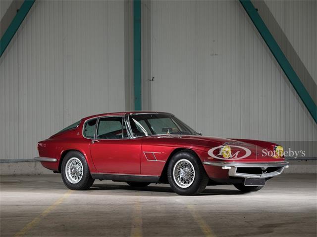 1966 Maserati Mistral (CC-1330248) for sale in Essen, Germany