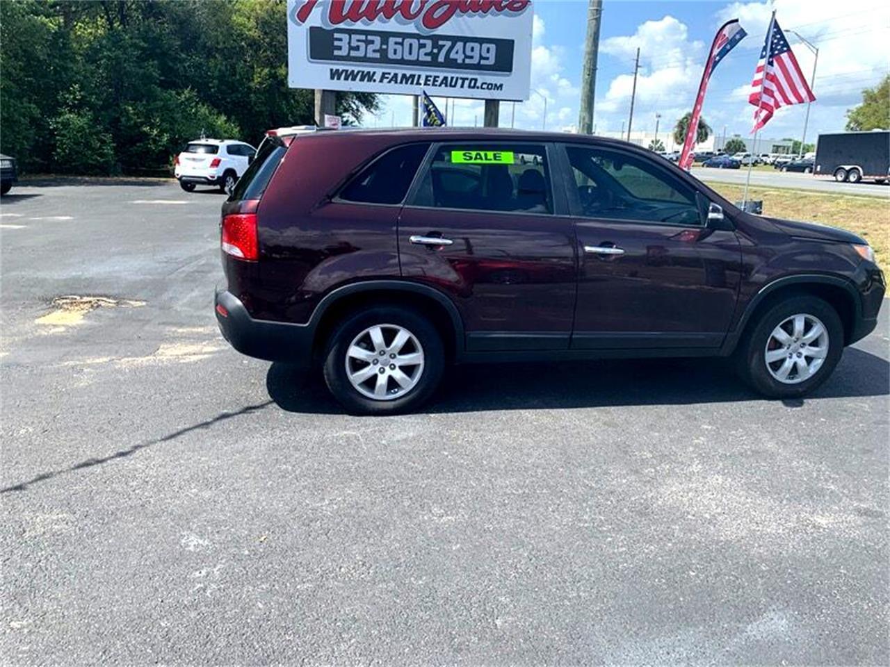 2013 Kia Sorento (CC-1332486) for sale in Tavares, Florida
