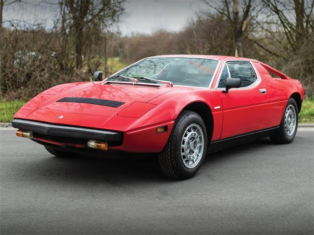 1978 Maserati Merak SS (CC-1330249) for sale in Essen, Germany
