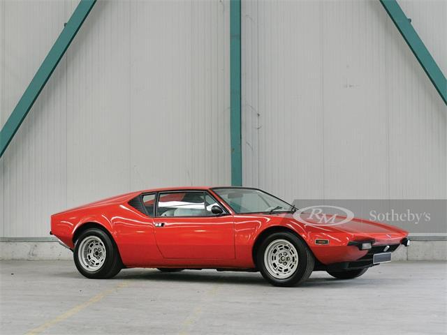 1973 De Tomaso Pantera (CC-1330251) for sale in Essen, Germany