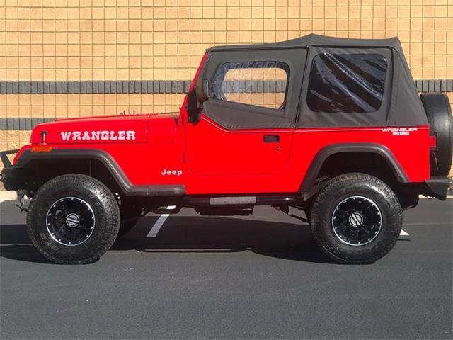 1993 Jeep Wrangler (CC-1332515) for sale in Tempe, Arizona