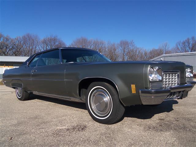 1972 Oldsmobile 98 (CC-1332526) for sale in Jefferson, Wisconsin