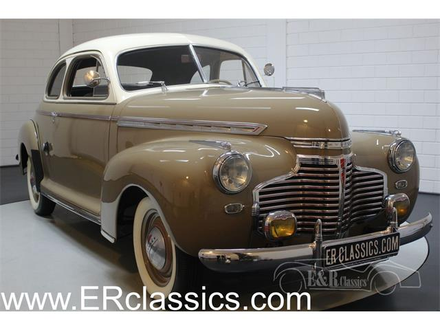 1941 Chevrolet Special Deluxe (CC-1332528) for sale in Waalwijk, Noord-Brabant