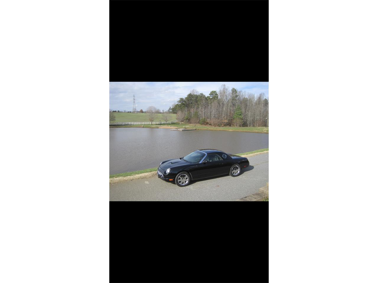 2002 Ford Thunderbird (CC-1332535) for sale in Racine, Ohio