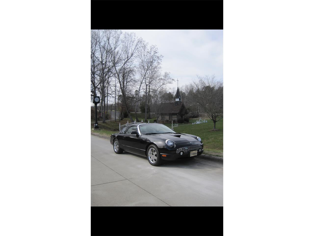 2002 Ford Thunderbird (CC-1332535) for sale in Racine, Ohio