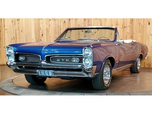 1967 Pontiac GTO (CC-1332541) for sale in Lebanon, Missouri