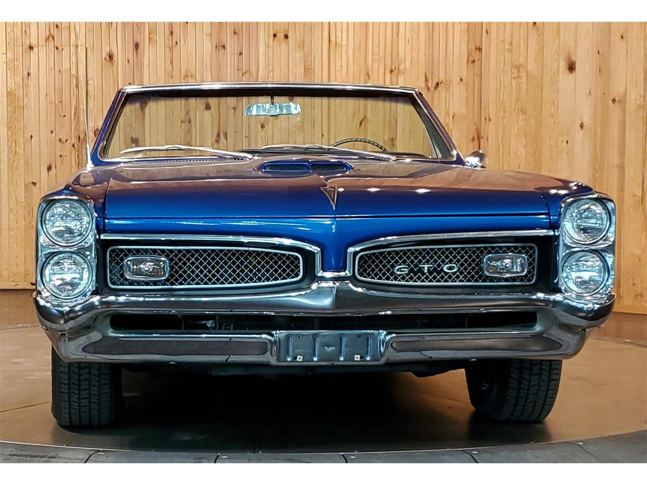 1967 Pontiac GTO (CC-1332541) for sale in Lebanon, Missouri