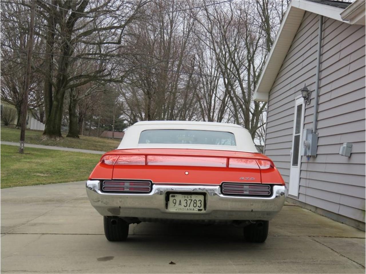 1969 Pontiac GTO (CC-1332544) for sale in Kokomo, Indiana
